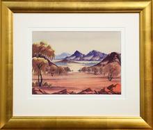 """CLAUDE PANNKA """"Mount Gillen"""""""