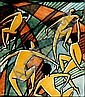 DORRIT BLACK, Decorative Offset Lithograph, Dorrit Black, Click for value