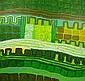 "PATRICK TJUNGURRAYI ""Tingari"" Acrylic on linen"
