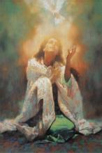 The Comforter by Michael Dudash