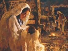Mary Treasured by Michael Dudash