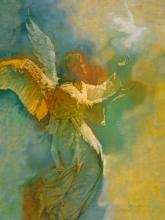 Angel and the Spirit by Michael Dudash