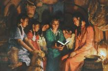 Gospel Stories by Michael Dudash