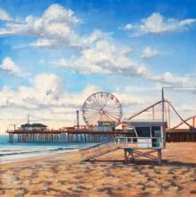 Original-Joseph Cates-Summer Fun