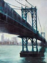Original-Joseph Cates-River Crossing