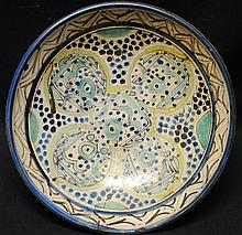 Persian Islamic bowl