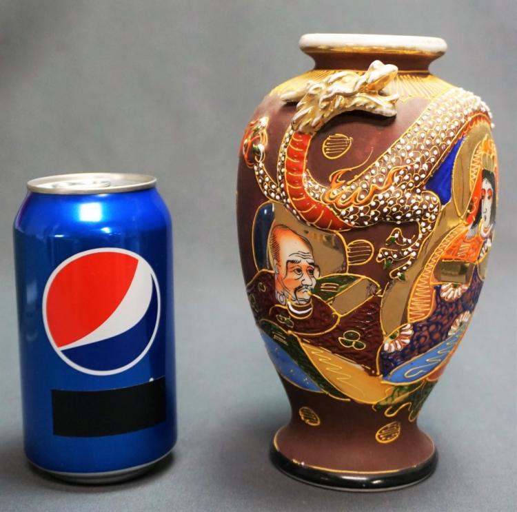 Assorted Asian Decorative Accessories