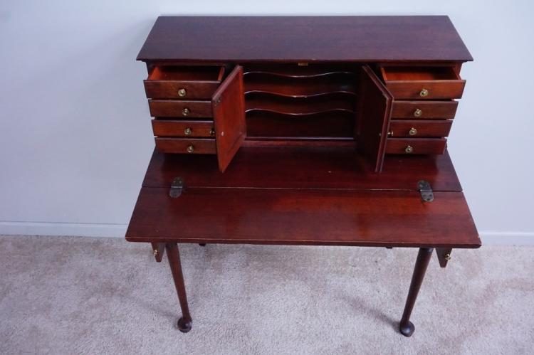 solid cherry writing desk 169 98 ave six lane desk, espresso free shipping $ 186 96 best seller  delaney rich cherry finish office furniture collection, writing desk or bookcase.