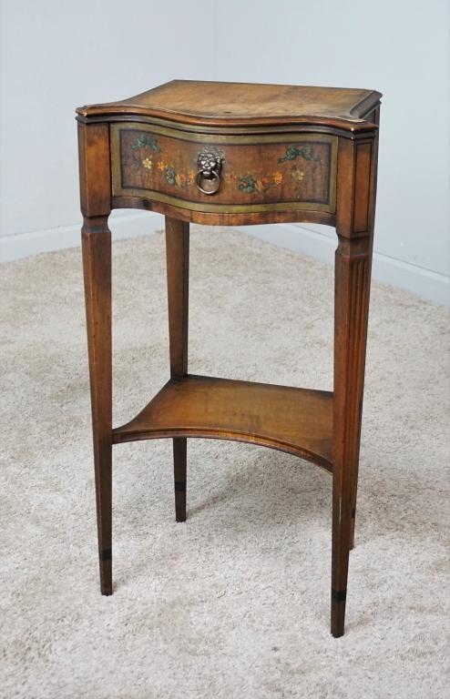 Dauler close furniture 1 drawer table for Furniture 80s band