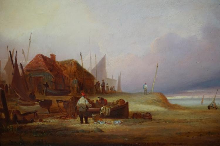WILLIAM SHAYER SR (BRITISH, 1788-1879)