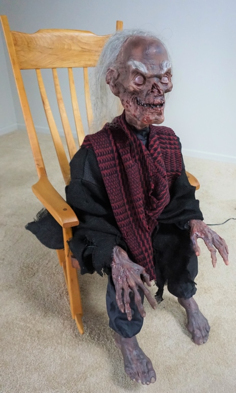 Animatronic Tales From The Crypt Crypt Keeper