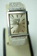 GOLD FILLED LONGINES WRIST WATCH