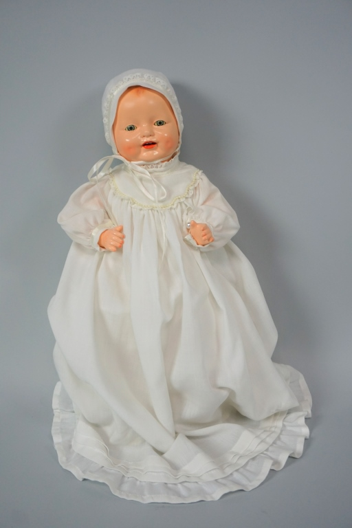 1920's HORSMAN COMPOSITE HEAD BABY DIMPLES DOLL