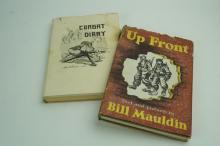 (2) WORLD WAR II BOOKS