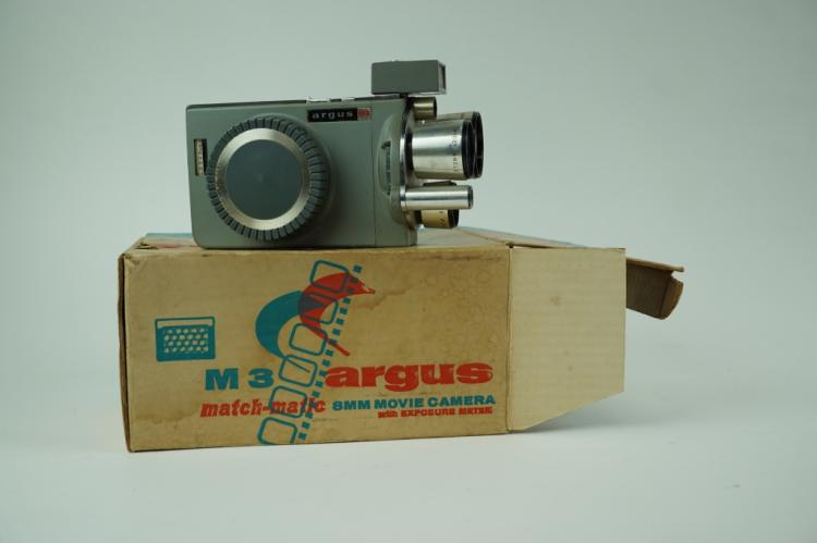 VINTAGE ARQUS M3 MATCHMATIC IN BOX