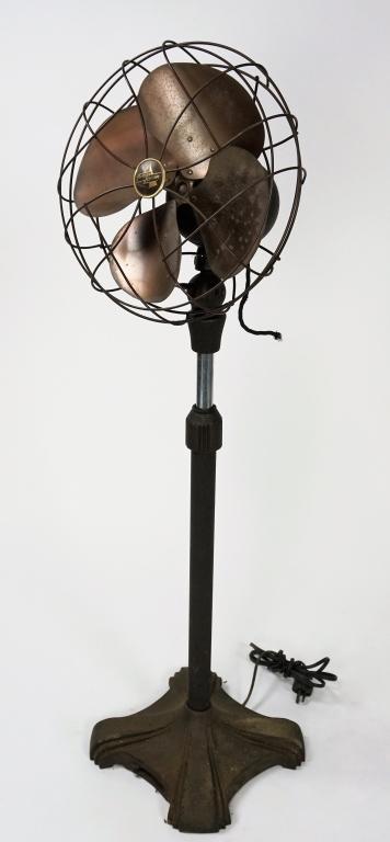 Vintage Emerson Electric Pedestal Fan