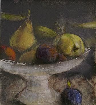 Louis Jansen van Vuuren (1949- ) Still life of
