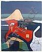 Artwork by -  Fred Schimmel (1928-2009), Fred Schimmel, Click for value