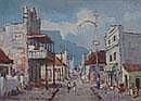 Artwork by -  Charles van der Merwe (1938-1996)