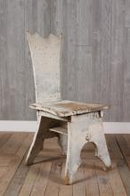 Rudolph Schindler Inspired Side Chair