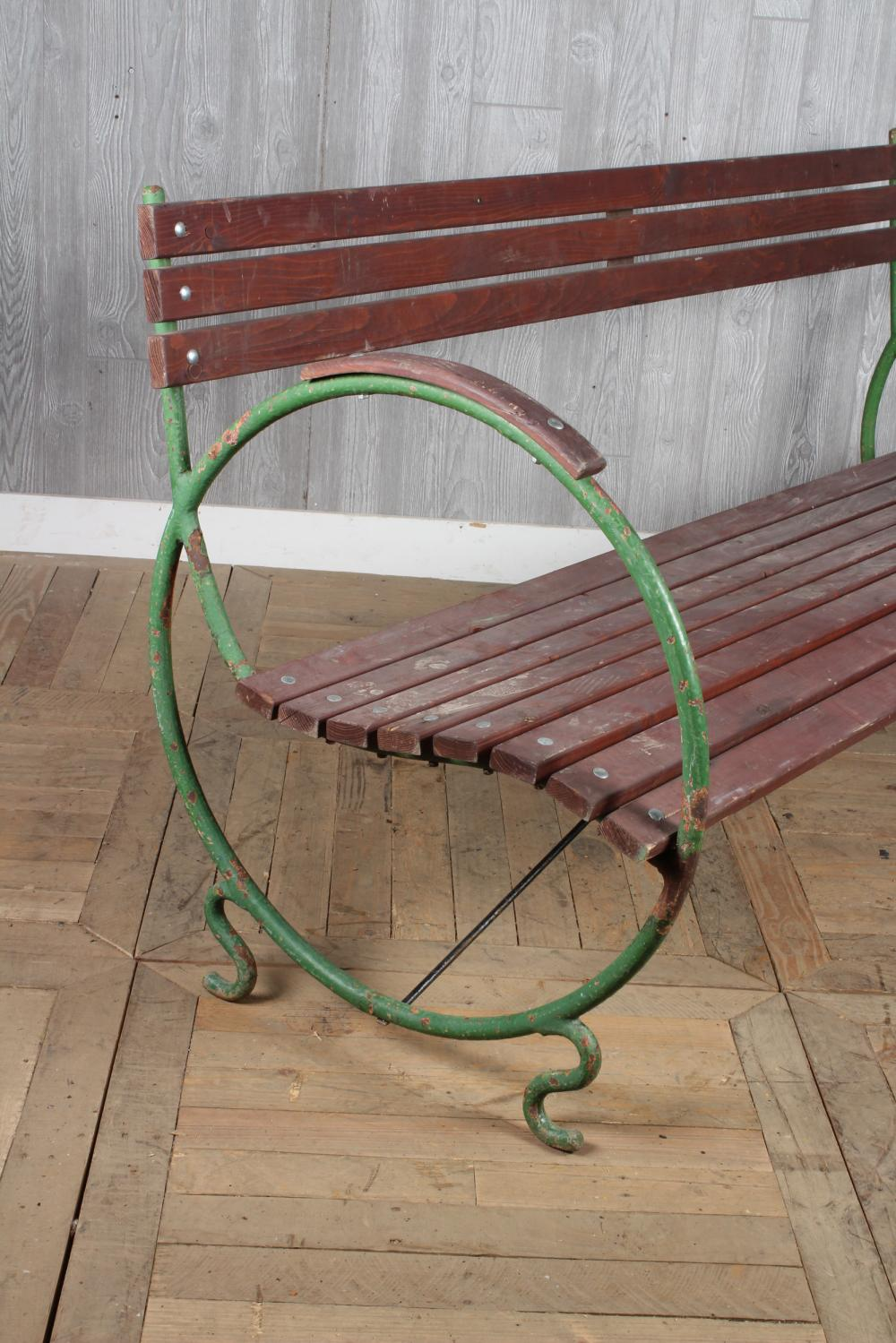 Picture of: Sold Price French Art Deco Garden Bench August 3 0118 11 00 Am Edt