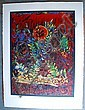 DAVID C. DRISKELL - Color silkscreen and relief, David Clyde Driskell, Click for value