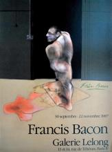 FRANCIS BACON - Francis Bacon at Galerie Lelong