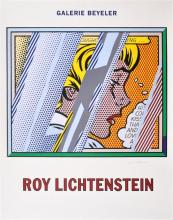 ROY LICHTENSTEIN [d'apres] - Reflections on Girl