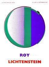 ROY LICHTENSTEIN - Mirror