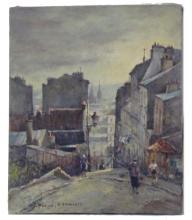 GEORGES D. ROUAULT - Rue Vilain