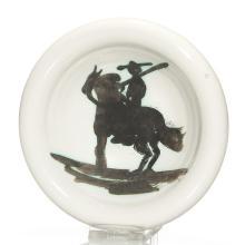 PABLO PICASSO - Ceramic: Picador