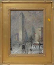 C. C. COOPER - The Flatiron Building