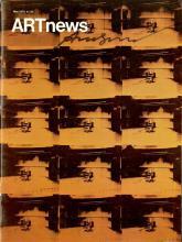 ANDY WARHOL - Orange Disaster #5