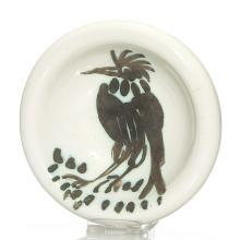 PABLO PICASSO - Ceramic: Oiseau a la huppe