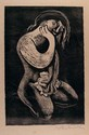 JOSE VENTURELLI - Woodcut, José Venturelli, Click for value