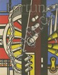 FERNAND LEGER [AFTER] - Color lithograph