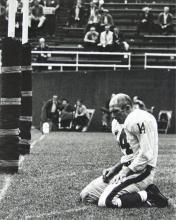 MORRIS BERMAN - Y. A. Tittle Toppled