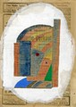YURI PAVLOVICH ANNENKOV - Mixed Media on paper, mounted on board