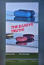 DAMIEN HIRST - The Elusive Truth - Two Pills