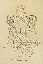 OSKAR SCHLEMMER - Figur