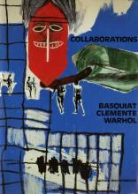 JEAN-MICHEL BASQUIAT & ANDY WARHOL & FRANCESCO CLEMENTE - Collaborations