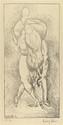 RUDOLF BAUER - Lithograph
