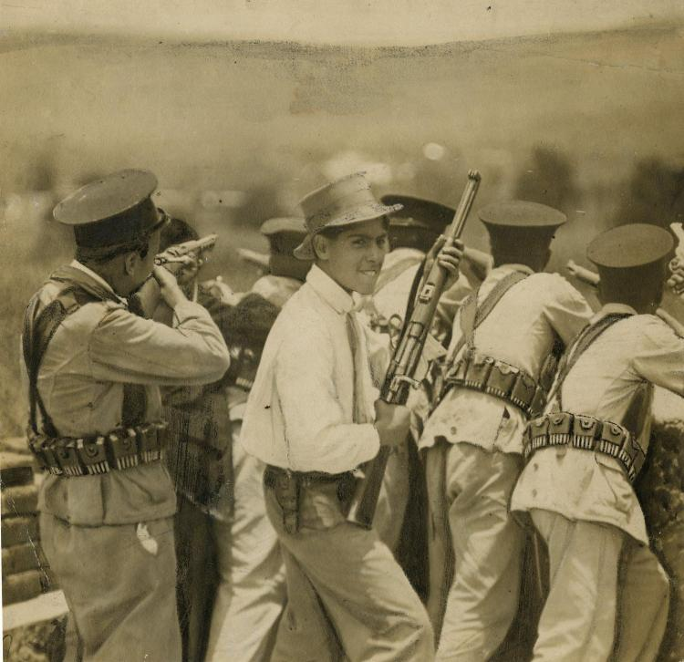 mexican revolution The mexican revolution was brought on by a major armed struggle that started in 1911, among other factors, with an uprising led by francisco i madero against longtime autocrat porfirio díaz the revolution was characterized by several socialist, liberal, anarchist, populist.