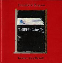 JEAN-MICHEL BASQUIAT - Color offset lithograph front cover