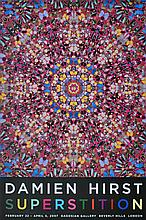 DAMIEN HIRST - Color offset lithograph