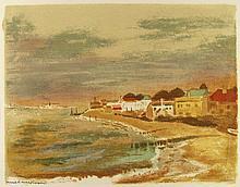 MARIE R. MACPHERSON - Color silkscreen