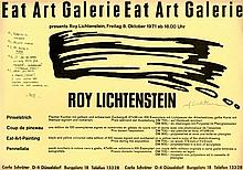 ROY LICHTENSTEIN - Original lithograph