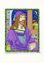 JAMES RIZZI - Color silkscreen and lithograph