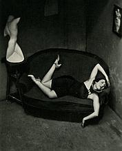 ANDRE KERTESZ - Satiric Dancer