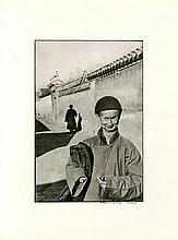 HENRI CARTIER-BRESSON - Eunuch of the Imperial Court, Peking, China